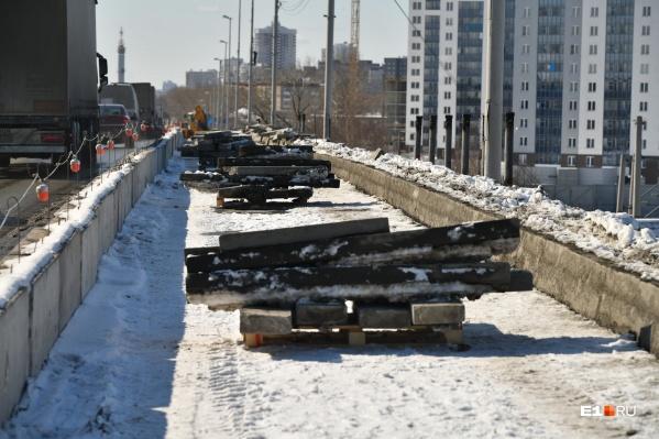 Чиновники назвали все мосты, которые отремонтируют в Екатеринбурге в этом году