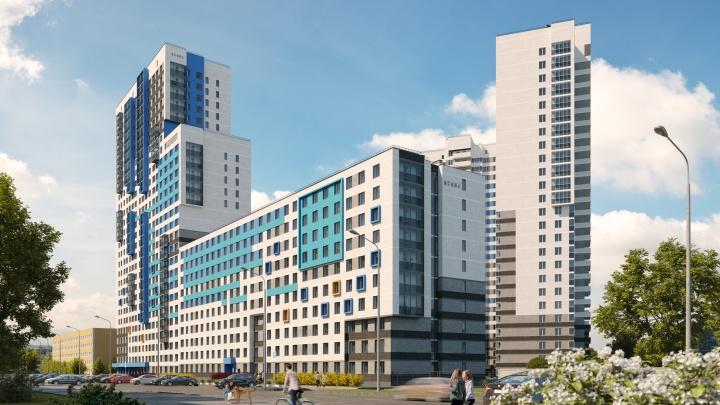 Метры с вау-эффектом: квартиры от 59000 рублей за «квадрат» под 0% стал продавать крупный застройщик