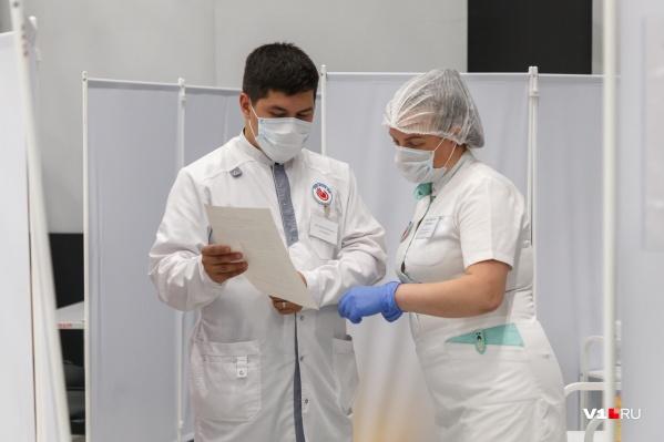 По данным комитета здравоохранения, волгоградцы охотно отдают предпочтение однокомпонентной вакцине