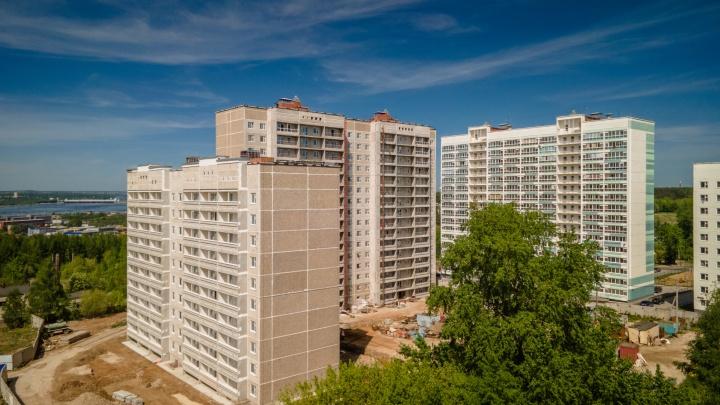 Полгода до сдачи: в жилом комплексе «Мята» остались последние трехкомнатные квартиры