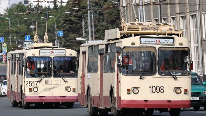 Власти подпишут соглашение с компанией миллиардера Пумпянского по развитию троллейбусного движения в Челябинске