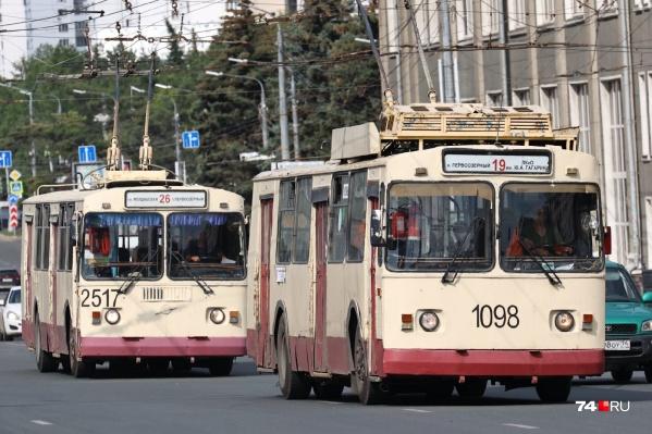 Компания олигарха Пумпянского намерена развить троллейбусное движение в Челябинске за 10 миллиардов рублей
