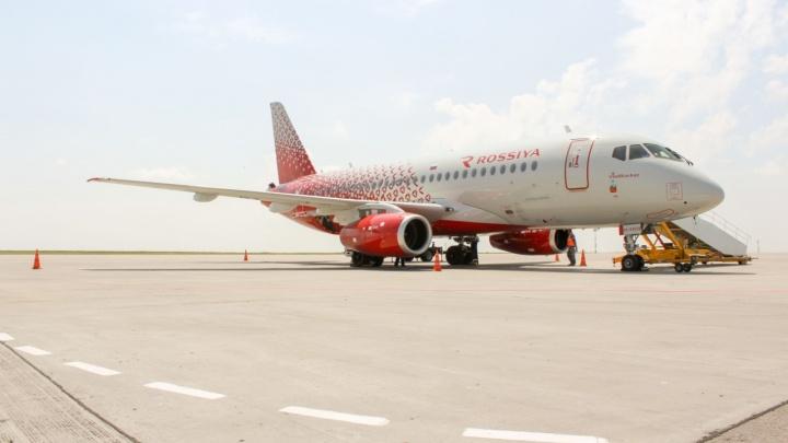 Авиакомпания «Россия» прокомментировала инцидент с рейсом Волгоград — Москва