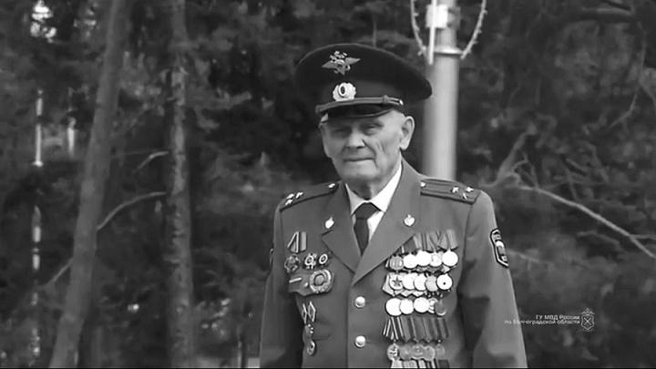 «На фронт нас не взяли. Было до того обидно, что чуть не плакали»: в Волгограде умер ветеран Александр Сгибнев