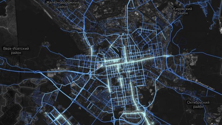 Велодорожки есть, но не там, где нужно: Екатеринбург вошел в пятерку лучших городов для велосипедистов