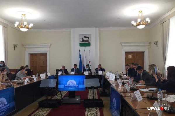 На встрече были представители власти и энергопоставщики