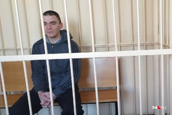 Роман Бакланов был под стражей с прошлого февраля
