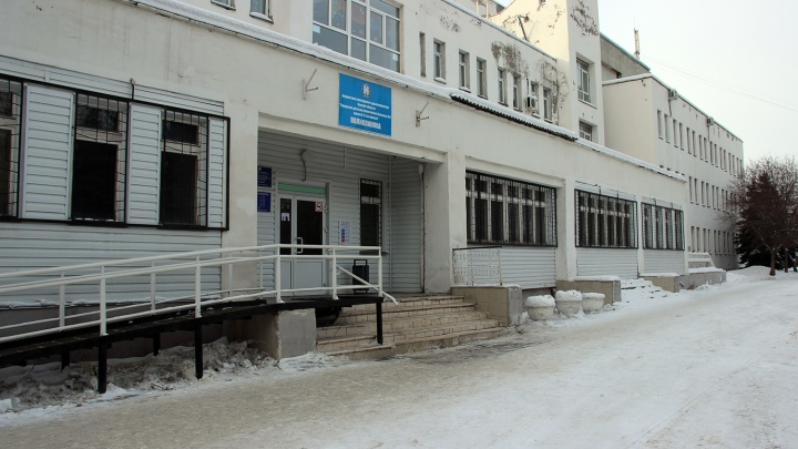 Детей, которых бросал на пол отец, госпитализировали в больницу имени Бисяриной