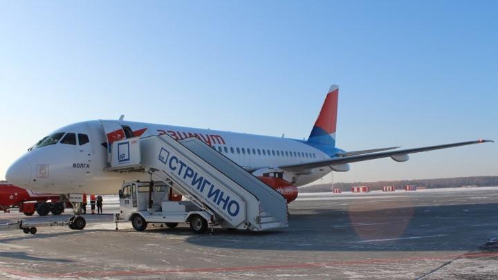 Из Нижнего Новгорода возобновят прямые рейсы в Волгоград
