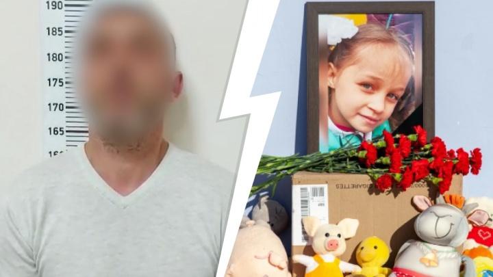 ДНК подозреваемого совпало с изъятым с тела Насти Муравьёвой — видео допроса