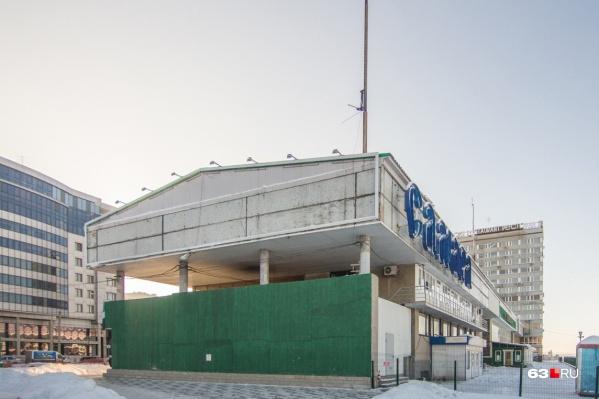 """Рядом с речным вокзалом хотели построить <nobr class=""""_"""">15-этажные</nobr> дома"""