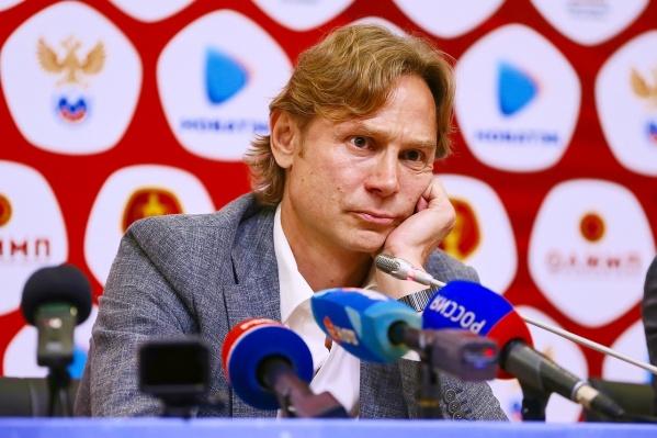 Валерий Карпин заявил, что он за отмену лимита на легионеров