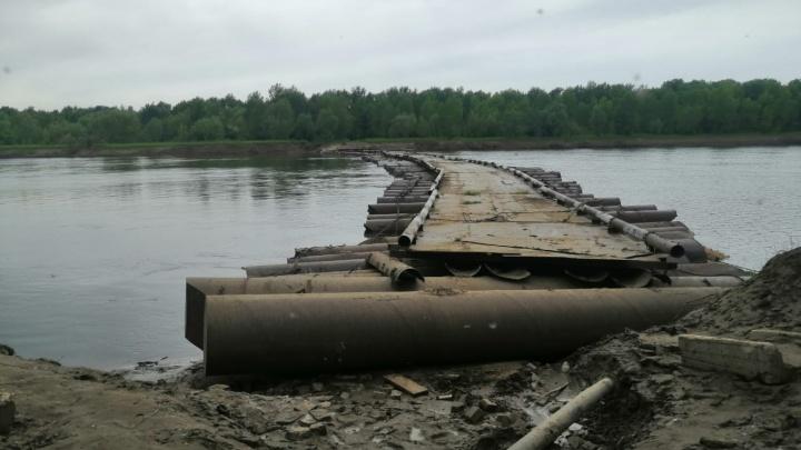 «Они хотят сдать его на металл»: бывшая зампрокурора Волгограда требует спасти от чиновников единственный мост через Ахтубу