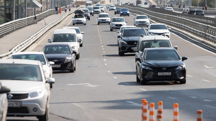Оператор трассы М-4 до октября закроет мост за Ростовом