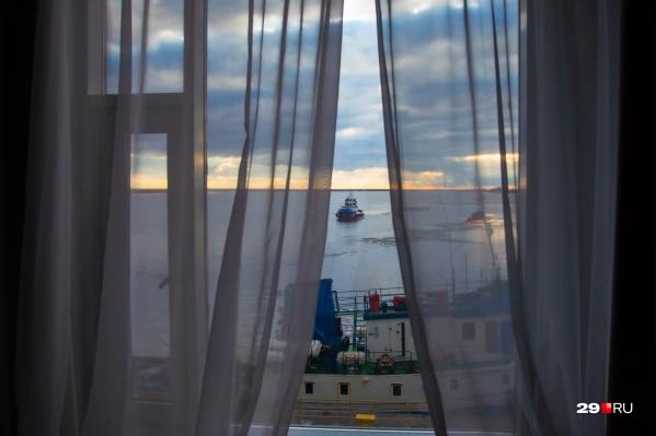 Кажется, погода на ближайшие дни располагает к прогулкам по Архангельску
