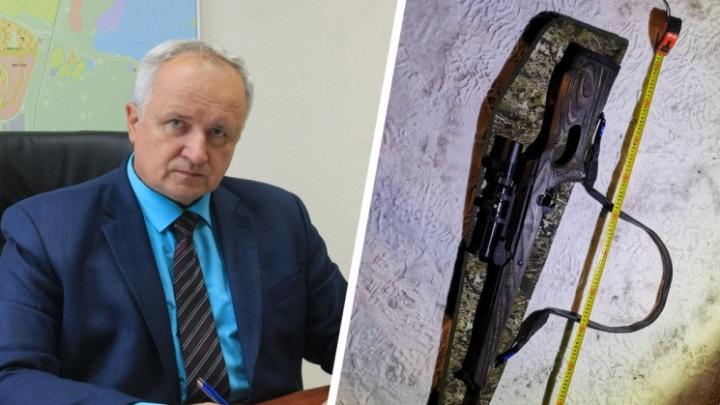 В Свердловской области закончили расследовать убийство вице-мэра Новоуральска во время охоты
