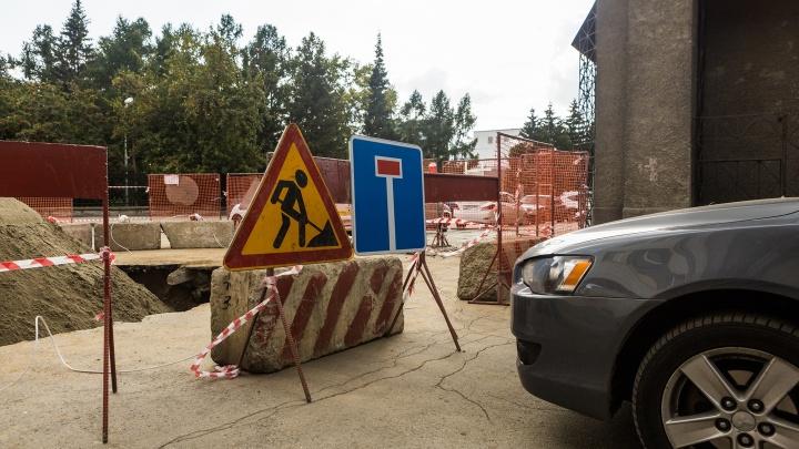 С приходом жары сразу в трех районах Новосибирска отключат горячую воду