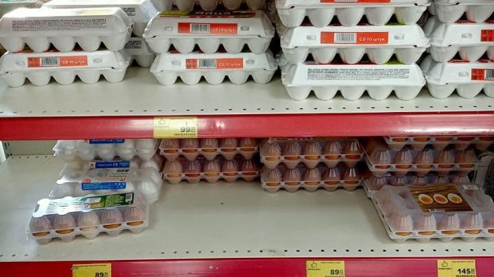 Почему в ХМАО подорожали яйца (спойлер— эксперты говорят, что цены могут вырасти еще)