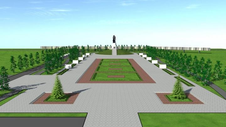 Возле президентской кадетки в Кемерове построят мемориальный комплекс. Власти объяснили зачем