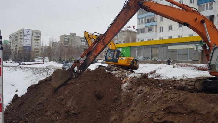 В Уфе до марта перекроют часть улицы 50 лет СССР