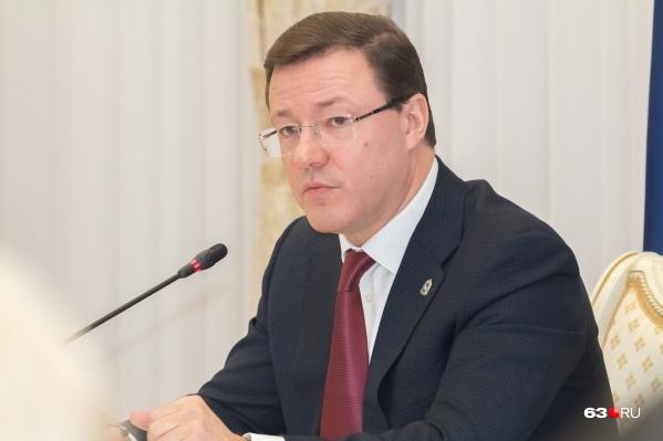 Дмитрий Азаров пообещал, что праздничную атмосферу жители региона всё же почувствуют