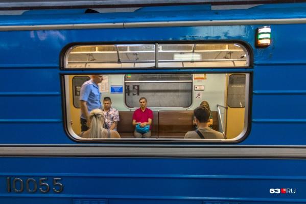 Низкую популярность самарского метро объясняют маршрутной сетью — доехать на нем можно только от «Ладьи» до Юнгородка