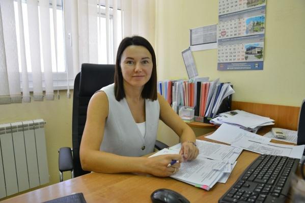 Елена Галуза перешла в департамент городского хозяйства из департамента строительства
