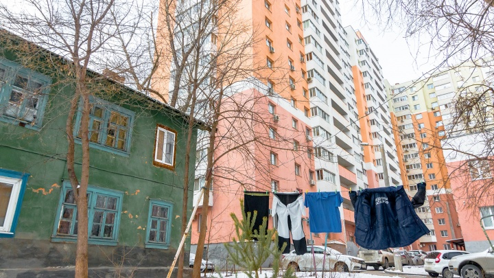 Стало известно, на каких улицах Самары планируют снести двухэтажки