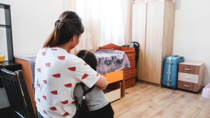 Семья продала единственное жилье и вложила деньги в покупку дома для женского кризисного центра