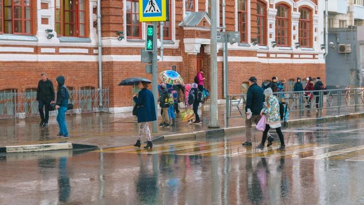 Синоптики рассказали, какая погода будет в Самарской области в выходные