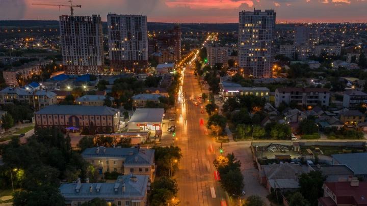 В Волгограде на две ночи закроют один из выездов на Третью продольную