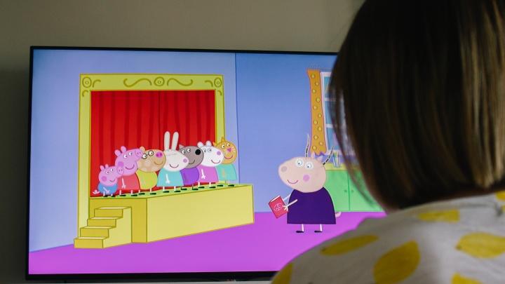 Подложили свинью: самарских бизнесменов хотят засудить из-за детского мультика