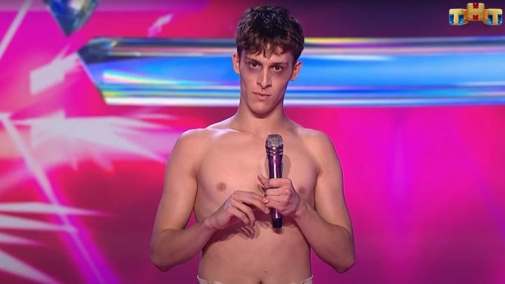 Пластичный тюменец выступил на шоу «Новые танцы» на ТНТ (вы только посмотрите, как он двигается!)