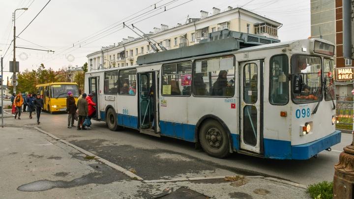 Транспорт Екатеринбурга продолжит ездить, несмотря на огромные долги за электричество