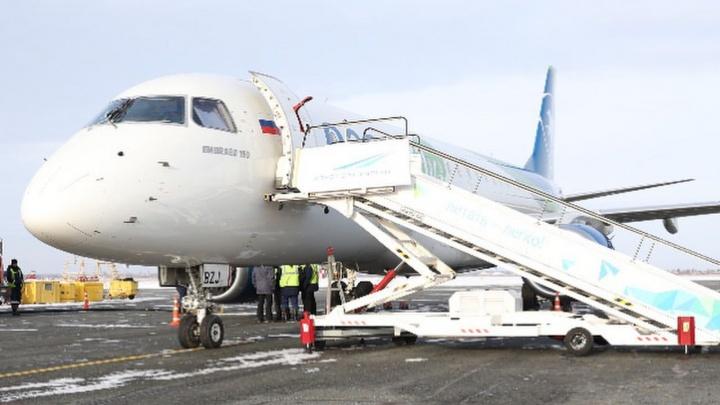 Глава Зауралья сообщил о запуске субсидируемых рейсов до Сочи и Симферополя