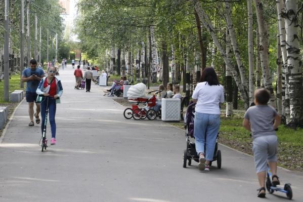 Поморье четвертый раз принимает участие в федеральном проекте«Формирование комфортной городской среды»