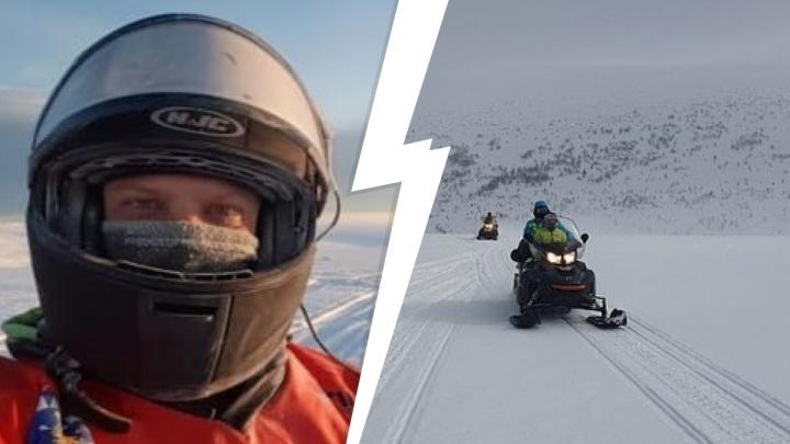 «Ее пальцы уже были черными»: уральский экстремал — о спасении лыжницы с плато Маньпупунёр