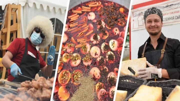 Пальчики оближешь: рассказываем о фестивале барбекю в Екатеринбурге и публикуем 30 аппетитных фото