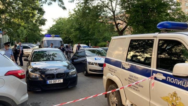 Источник: полиция Ростова ищет водителя Hyundai Santa Fe, из которого подстрелили мужчину на Пушкинской