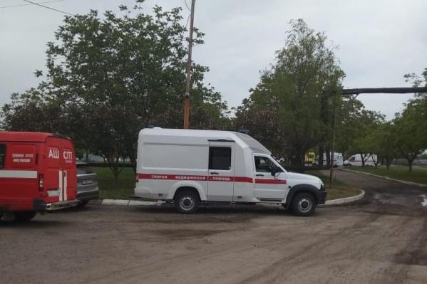 ЧП произошло в селе Дмитриадовка на очистных сооружениях