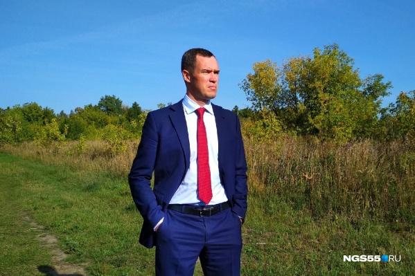 Илья Лобов признался, что размышляет о будущем Старозагородной рощи весь последний год