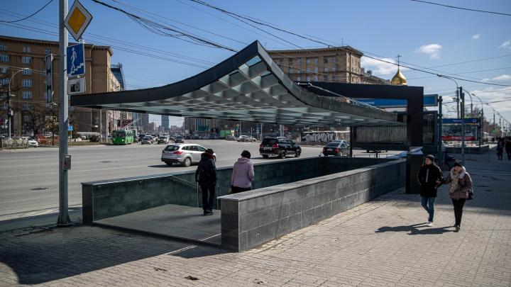 Открыли подземный переход у Первомайского сквера — 10 фото, что там изменилось