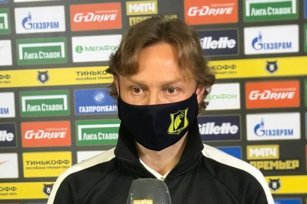 Карпин не стал комментировать удаление Осипенко