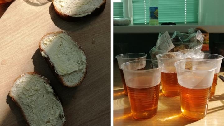 «Чай не доливают, котлет не было»: архангелогородка пожаловалась на еду в ковидном отделении больницы № 6