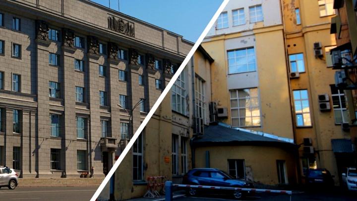 Новосибирск наизнанку. Что скрывается за фасадами известных зданий — трудно представить такое на площади Ленина