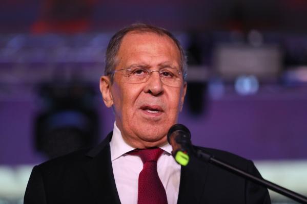 Сергей Лавров провел в Екатеринбурге несколько встреч
