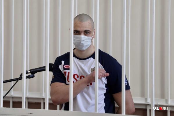 Обвиняемый в убийстве не показывает особого раскаяния