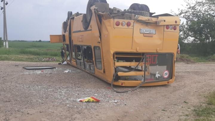 На Кубани возбудили уголовное дело о некачественных услугах после ДТП со школьным автобусом