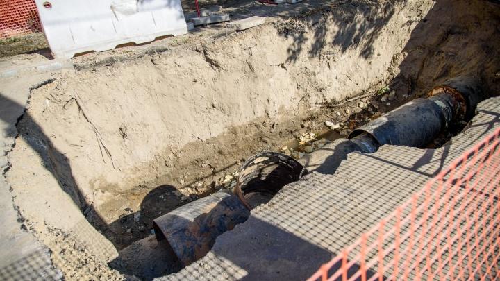 Донские власти собрались отдать государственные водоканалы в частные руки