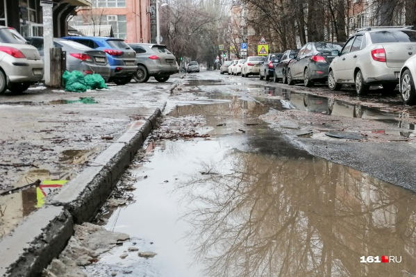 Ростовские ямы стали легендарными